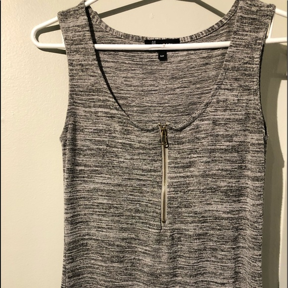 Gray lily Morgan dress